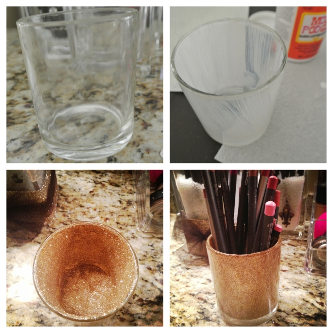 loveleighbeauty-DIY lip pencil holder