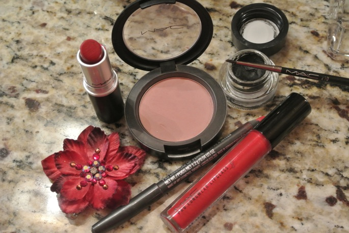 loveleigh beauty, valentine's day makeup