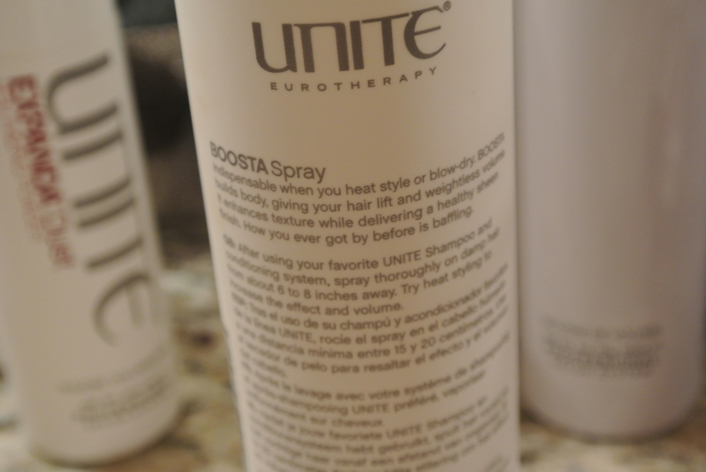 UNITE, BOOSTA, loveleighbeauty